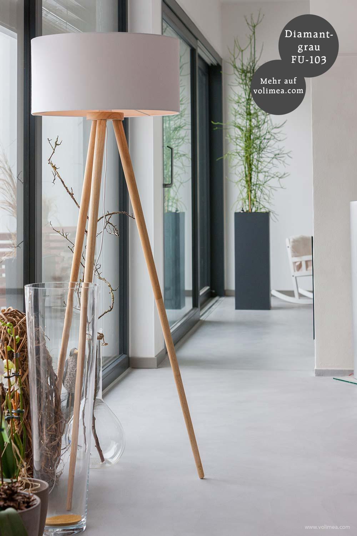 Futado Wand und Bodenbeschichtung im Wohnzimmer Diamantgrau FU-103