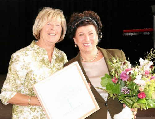 Auszeichnung für soziales Unternehmertum